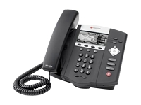 equal2new POLYCOM SOUNDPOINT IP 450 3 LINE IP PHONE SHIPS WITH POWER SUPPLY