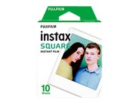 Image of Fujifilm Instax Square - colour instant film - 10