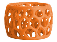 3D Systems Cube 3 - Neon orange - ABS filament (3D) - for 3D Systems Cube 3