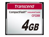 Transcend CF220I Industrial Temp - Flash-Speicherkarte