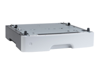 Lexmark - Media tray - 250 sheets in 1 tray(s) - for Lexmark M1140, MS317, MS415, MS417, MS517, MS617, MX317, MX410, MX417, MX511, MX517, MX617