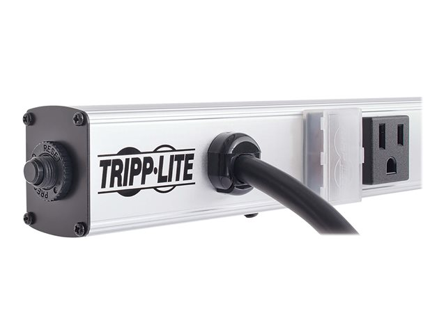 Tripp Lite Power Strip 120V Right Angle 5-15R 12 Outlet 15' Cd 36