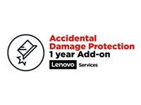 Lenovo Accidental Damage Protection - Accidental damage coverage (for system with 1 year depot warranty)