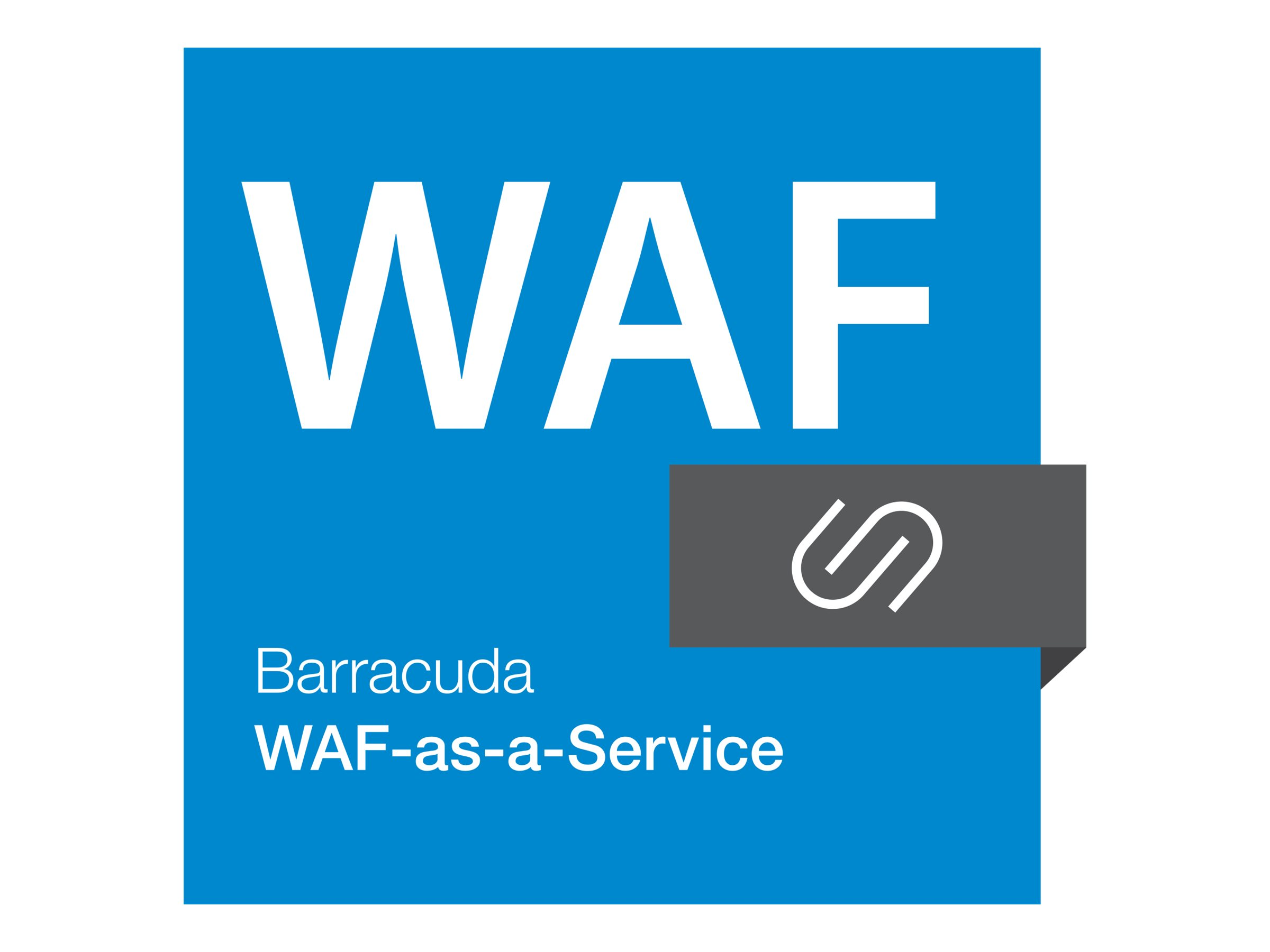 Barracuda WAF-as-a-Service Advanced Bot Protection - subscription license (1 month) - 50 Mbps bandwidth