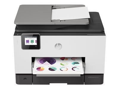 HP Officejet Pro 9020 All-in-One - multifunction printer - color