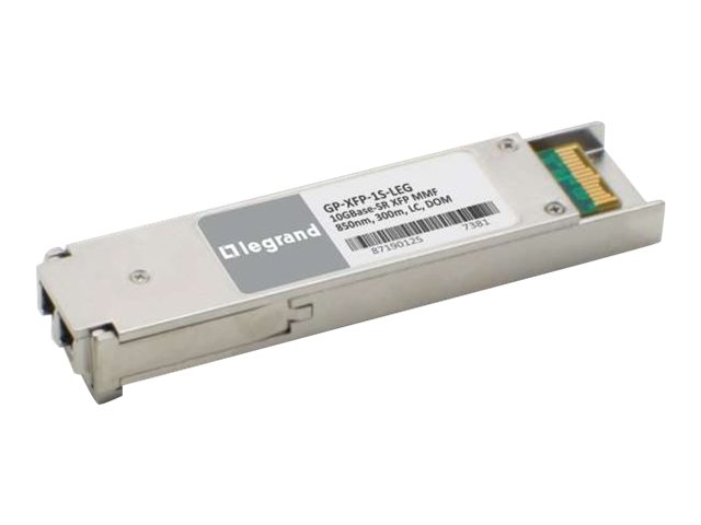 C2G Force10 GP-XFP-1S 10GBase-SR MMF XFP Transceiver TAA - XFP transceiver module - 10 GigE - TAA Compliant