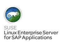 SuSE Linux Enterprise Server for SAP Applications - Abonnement-Lizenz (1 Jahr)