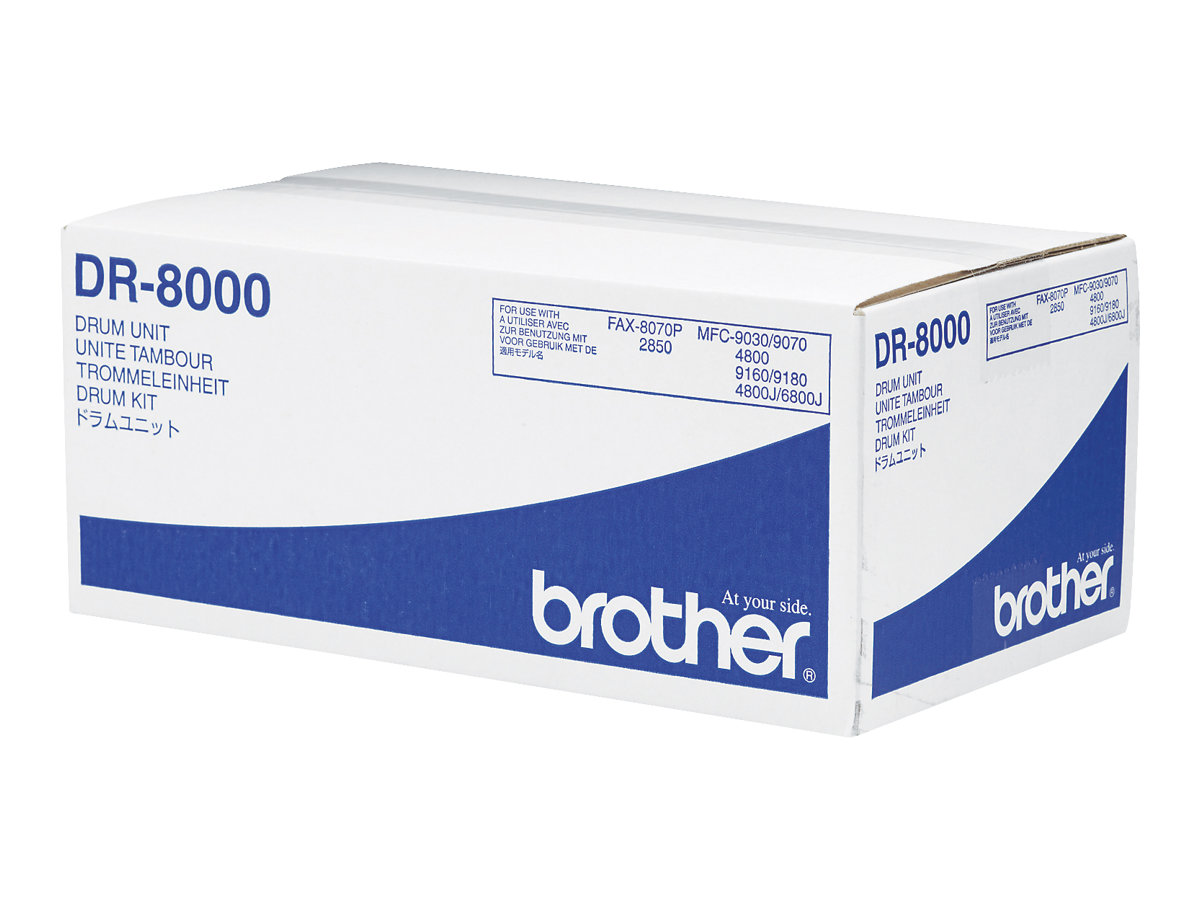Brother DR8000 - Trommel-Kit - für Brother MFC-4800, MFC-4800J, MFC-9030, MFC-9070, MFC-9160, MFC-9180; FAX-2850, 8070P