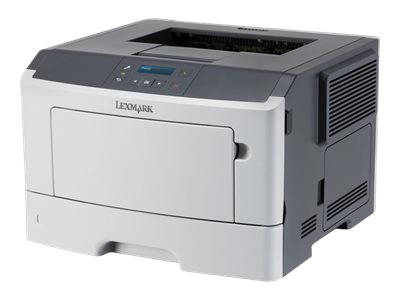 Lexmark MS312dn Printer monochrome Duplex laser A4/Legal 1200 x 1200 dpi