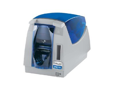 Datacard SP25 Plus - plastic card printer - color - dye sublimation/thermal  resin