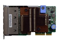 Lenovo ThinkSystem Network adapter LAN-on-motherboard (LOM) 10Gb Ethernet x 4