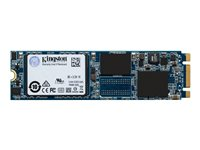 Kingston UV500 - Disque SSD - chiffré - 240 Go - interne - M.2 2280 (recto-verso) - SATA 6Gb/s - AES 256 bits - Self-Encrypting Drive (SED), TCG Opal Encryption 2.0