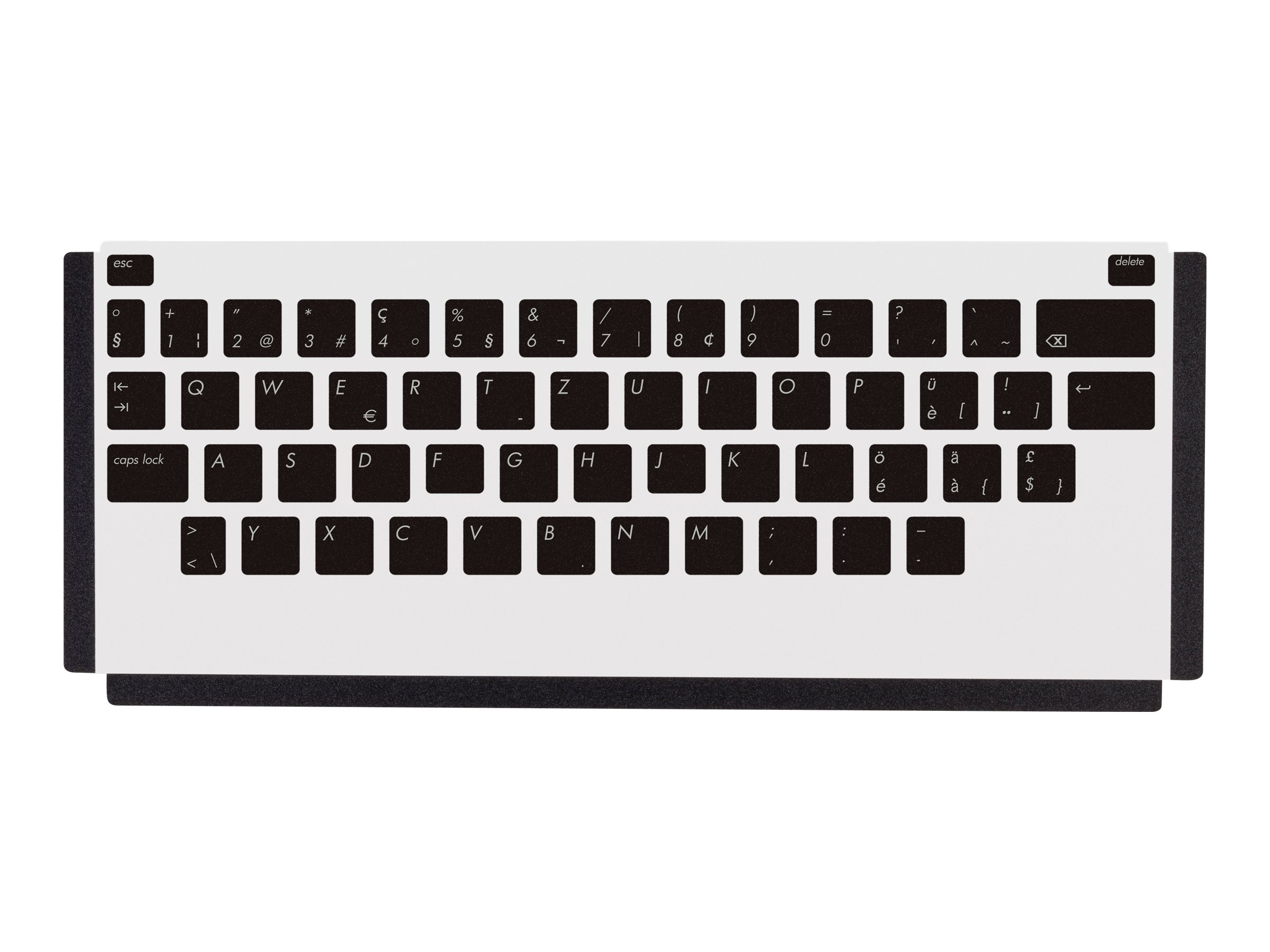 HP keyboard overlay kit - keyboard overlay