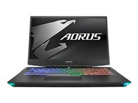 AORUS 15-WA Core i7 9750H / 2.6 GHz Windows 10 16 GB RAM 512 GB SSD NVMe