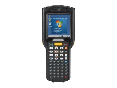 Zebra MC3200 Data collection terminal rugged Win Embedded Compact 7 2 GB