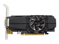 Gigabyte GeForce GTX 1050 OC 2G - Graphics card