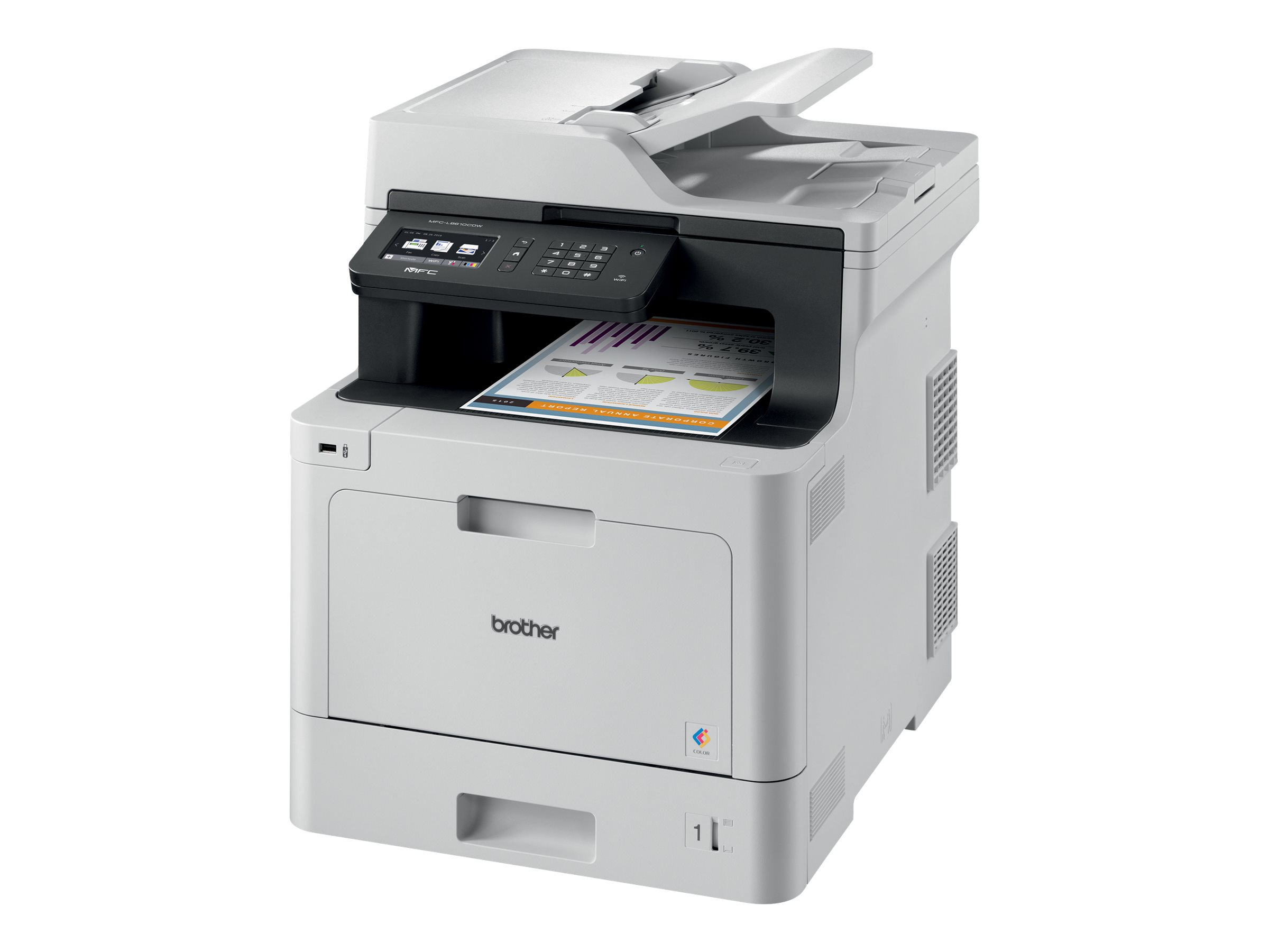 Brother MFC-L8610CDW - multifunction printer - color