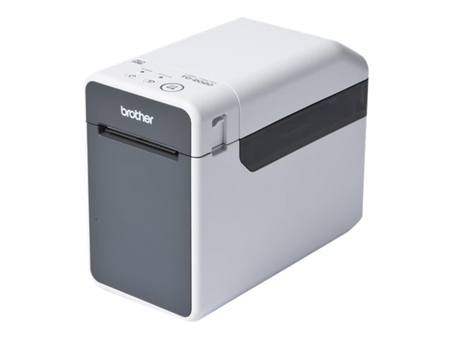 Image of Brother TD-2120N - label printer - monochrome - direct thermal