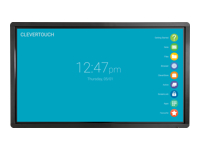 """Clevertouch - 70"""" Class - Plus Series LED display - interactive communication - with touchscreen - 4K UHD (2160p) 3840 x 2160"""