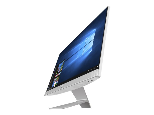 "ASUS Vivo AiO V241ICUK - Tout-en-un - 1 x Core i3 8130U / 2.2 GHz - RAM 4 Go - HDD 1 To - UHD Graphics 620 - GigE - LAN sans fil: 802.11b/g/n/ac, Bluetooth 4.1 - Win 10 Familiale 64 bits - moniteur : LED 23.8"" 1920 x 1080 (Full HD)"