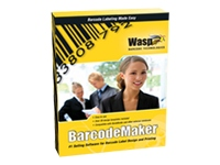 Barcode Maker - Box pack - 10 PCs - CD - Win