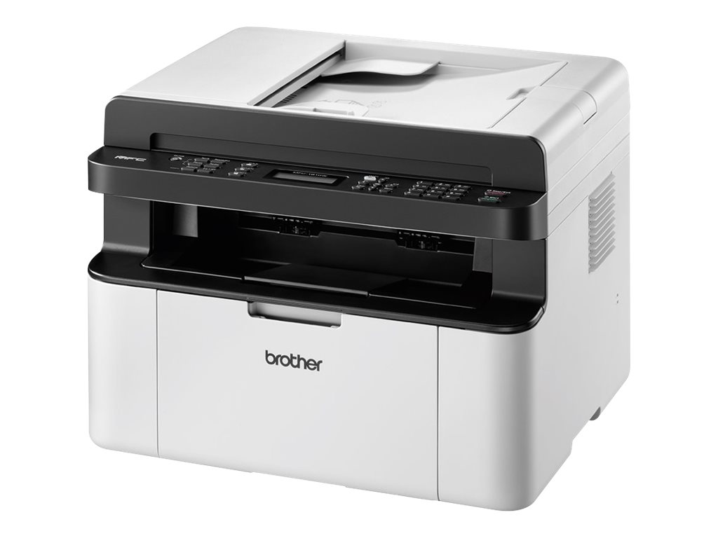 Brother MFC-1910W - Multifunktionsdrucker - s/w - Laser - Legal (216 x 356 mm) (Original) - A4/Legal (Medien)