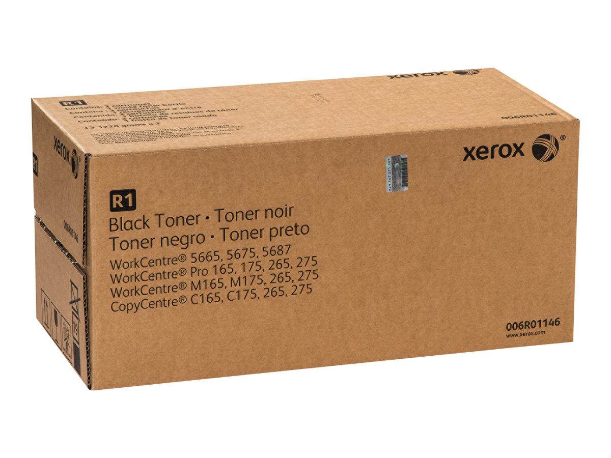 Xerox WorkCentre 5765/5775/5790 - 3-pack - black - original - toner cartridge