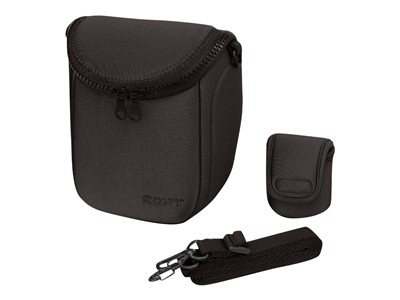 Sony LCS-BBF/B - case for digital photo camera with lenses