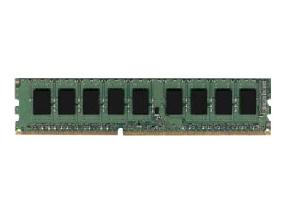Dataram DDR3 4 GB DIMM 240-pin 1333 MHz / PC3-10600 1.5 V unbuffered ECC