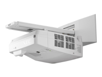 NEC UM352Wi (Multi-Pen) - LCD projector - 3300 ANSI lumens - WXGA (1280 x 800) - 16:10 - HD 720p - ultra short-throw lens - LAN