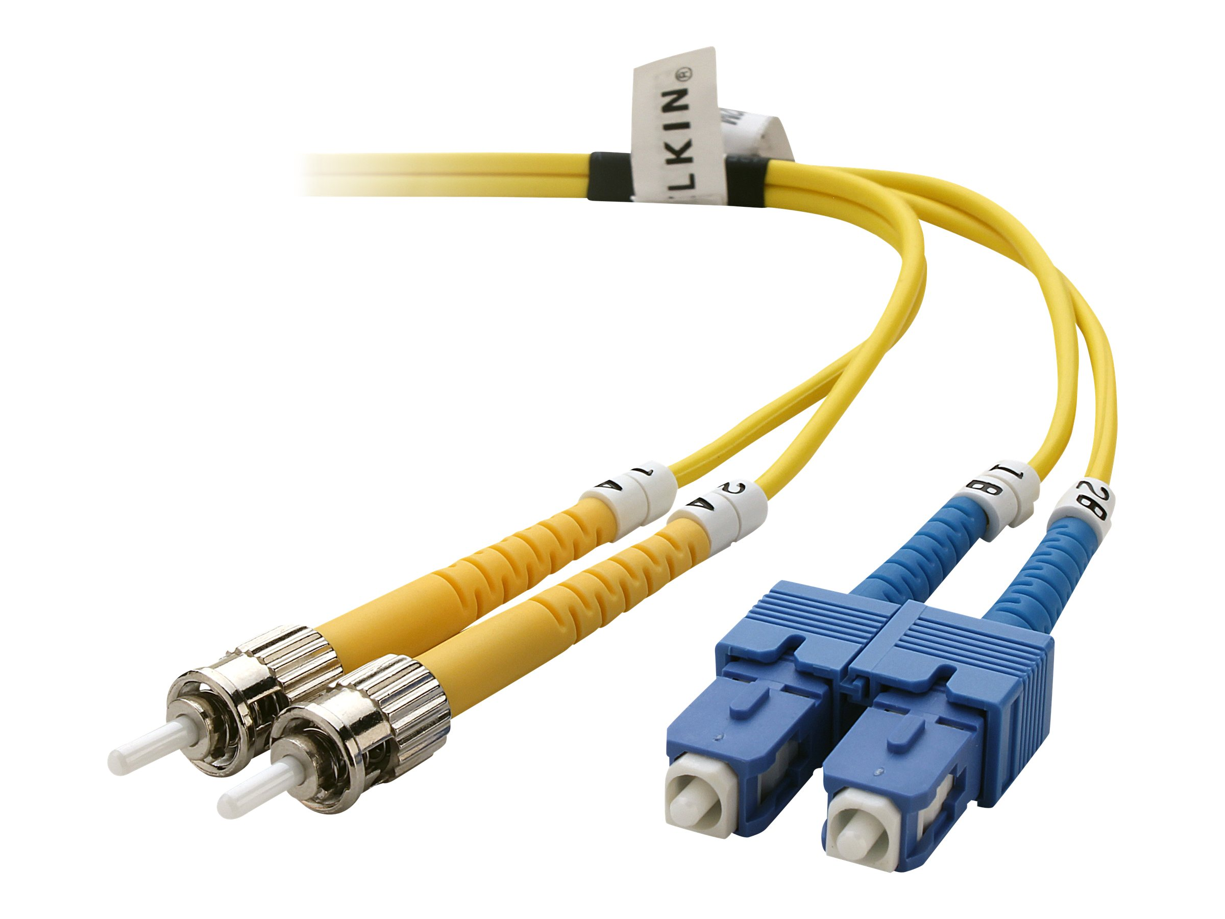 Belkin patch cable - 1 m - yellow - B2B