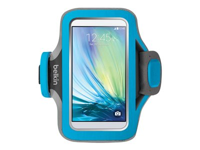 Belkin Slim-Fit Plus Armband Arm pack for cell phone neoprene