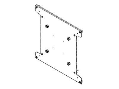 Chief MSB6364 Custom Interface Bracket - mounting component