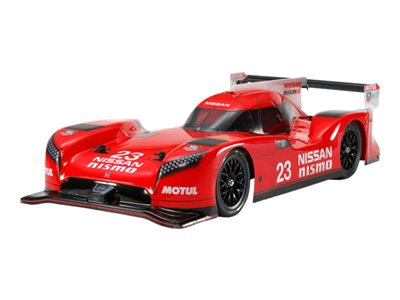 - Nissan GT-R LM Nismo Launch Version (F103GT Chassis)