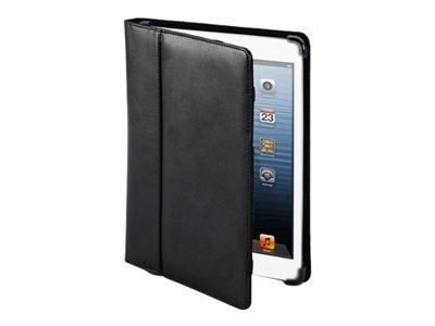 Cyber Acoustics IMC-7BK Case for tablet leather black for Apple iPad mi