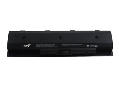 BTI Notebook battery 1 x lithium ion 6-cell 5600 mAh