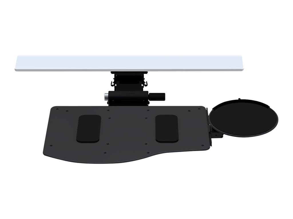 Humanscale 6G Mechanism with Combo Platform - keyboard platform with wrist pillow