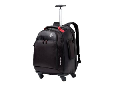 Samsonite MVS Spinner Notebook carrying backpack 17INCH black