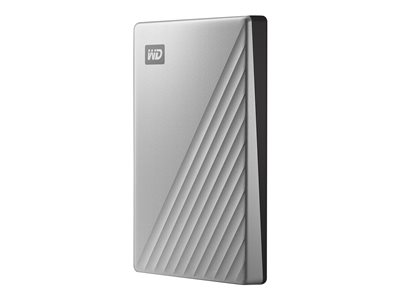 WD My Passport Ultra WDBC3C0010BSL - hard drive - 1 TB - USB 3.0 -