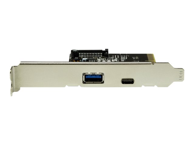 StarTech.com Replaced by PEXUSB311AC3 - Dual Port USB 3.1 Card - 1xUSB-C / 1xUSB-A - 10Gbps per port - Expansion Card - USB 3.1 PCI-E Card (PEXUSB311AC2)