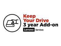Lenovo Keep Your Drive Add On - Serviceerweiterung