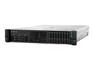 HPE ProLiant DL380 Gen10 SMB Networking Choice - rack-mountable - Xeon Gold 5220 2.2 GHz - 32 GB - no HDD