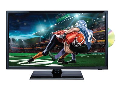 Naxa NTD-2256 22INCH Class (21.5INCH viewable) LED TV with built-in DVD player
