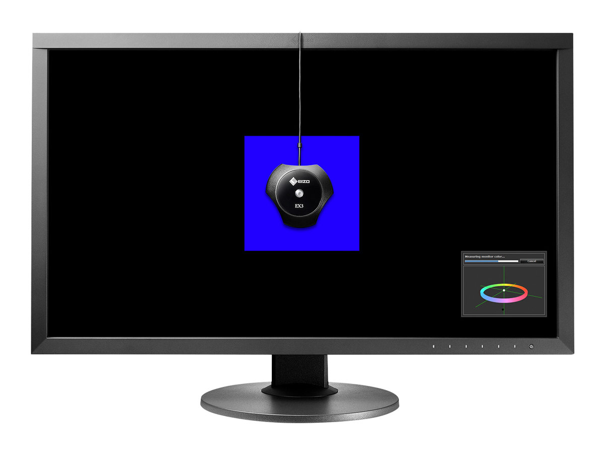 EIZO ColorEdge CS2730 - LED-Monitor - 68.5 cm (27