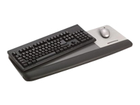 3M Adjustable Gel Wrist Rest for Keyboard and Mouse WR422LE - Tastatur- und Mausunterlage mit Handgelenkauflage