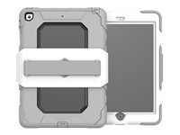 Griffin Survivor Medical Back cover for tablet silicone, polycarbonate, PET white 9.7INCH