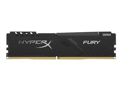 FURY - DDR4 - 16 GB - DIMM 288-PIN - senza buffer