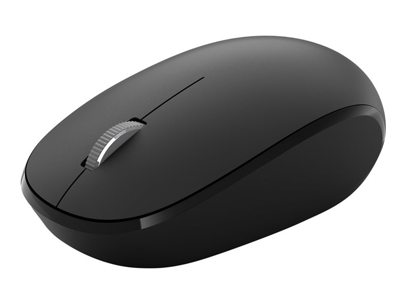 Microsoft Bluetooth Mouse - mus - Bluetooth 5.0 LE - mattsvart