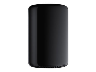 Apple Mac Pro - Tower - 1 x Xeon E5 / 3 GHz - RAM 16 GB - SSD 256 GB - FirePro D700 - GigE - WLAN: Bluetooth 4.0, 802.11a/b/g/n/ac - macOS 10.13 High Sierra - monitor: none