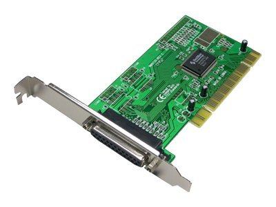 LogiLink PCI to Parallel 1-port Host Controller Card - Parallel-Adapter - PCI - IEEE 1284